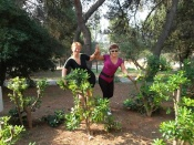 3. Jak si to letos babičky užívaly při retroaerobiku v Trogiru