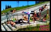 15. Eliška Růžičková: Tak tahle je moje nejoblíbenější z mé/naší aktivní dovolené.... za celý můj Team Beast Ladies