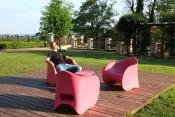 25. Jarda Vobr: spíše aktivně relaxační ...... zahrada Zámku Loučeň