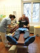 Nepostradatelní darovali krev!