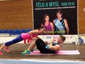 Tělo a Mysl Tour 2016 v Plzni
