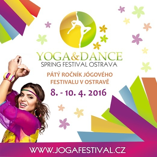 Yoga&Dance Spring Festival Ostrava