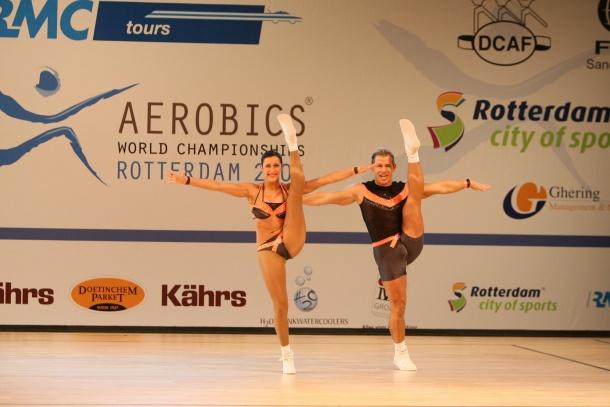 Zuzka Dušková - Aerobic&Dance Team SANG: Jsem pyšná na své parťačky, skvělé trenérky a svěřence