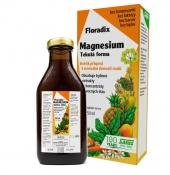 K doplnění hořčíku slouží novinka Floradix®Magnesium.