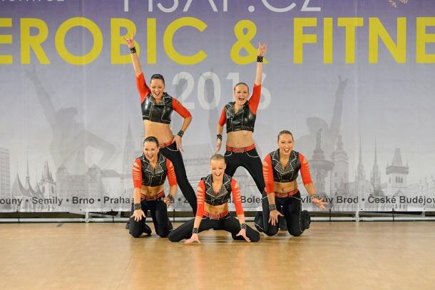 Aerobic Junior Club Ústí nad Labem z.s.
