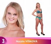3. Natálie VÍŠKOVÁ